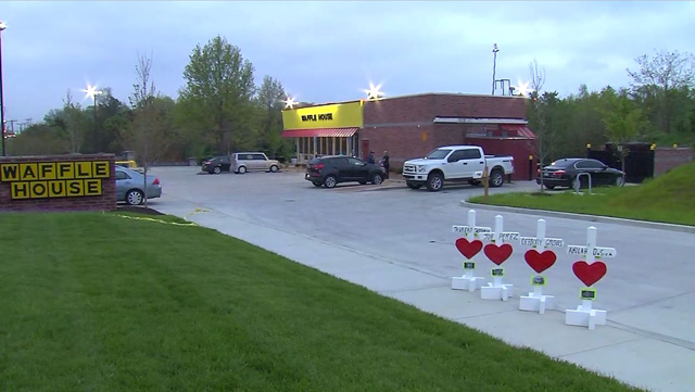 Antioch Waffle House to reopen