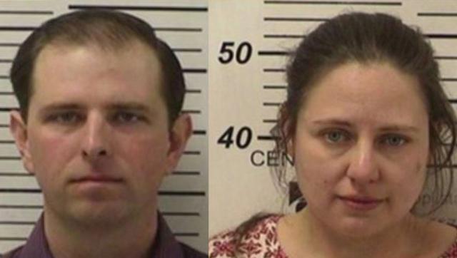 Ohio couple infant found in barn