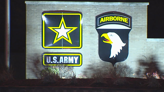 Fort Campbell 101st generic