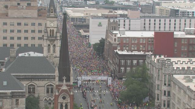 Nashville Rock n Roll marathon