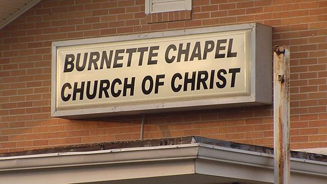 First service at Burnette Chapel Church of Christ, Antioch church shooting_447598