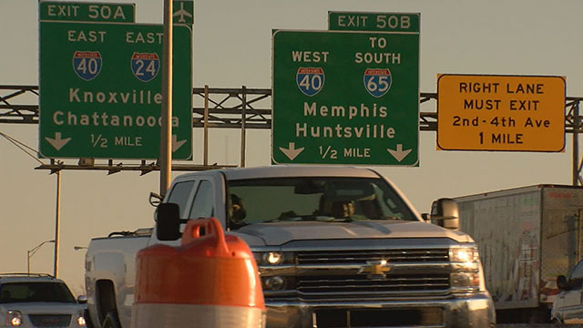 Nashville traffic generic_464684