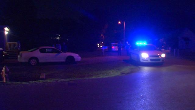 Ashton Avenue shooting