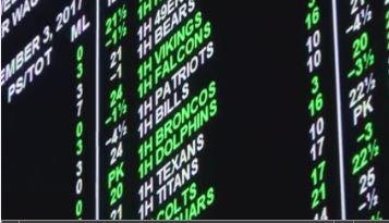 sports betting m/l