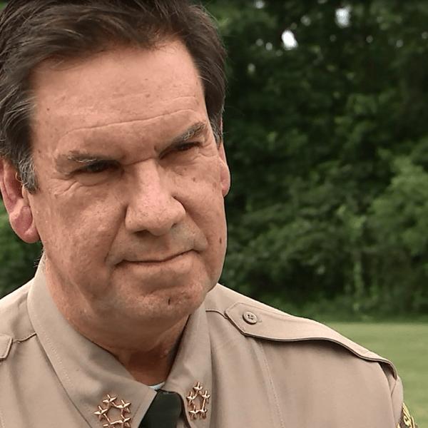 Sheriff Mike Breedlove