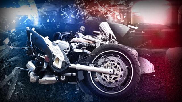 Motorcycle crash generic_25576