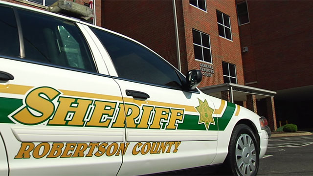 generic Robertson County sheriff_419172
