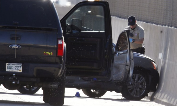 Uber driver fatally shoots passenger on interstate
