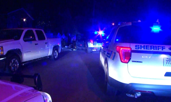 Wilson County pursuit ends in Germantown