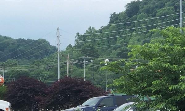 Brentwood tornado siren