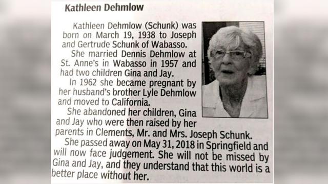 bad obituary