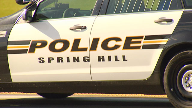 generic spring hill police_