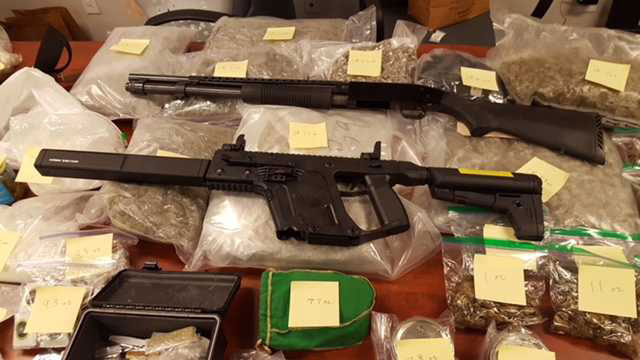 5 arrested in major drug operation