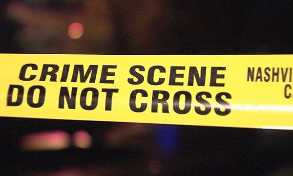 Crime Scene Generic Homicide Murder Body Found Nighttime Police_394408