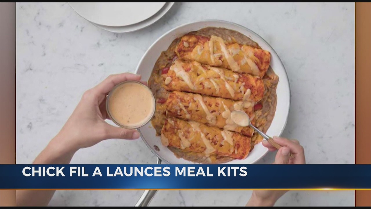 Chick-fil-A to offer meal kits