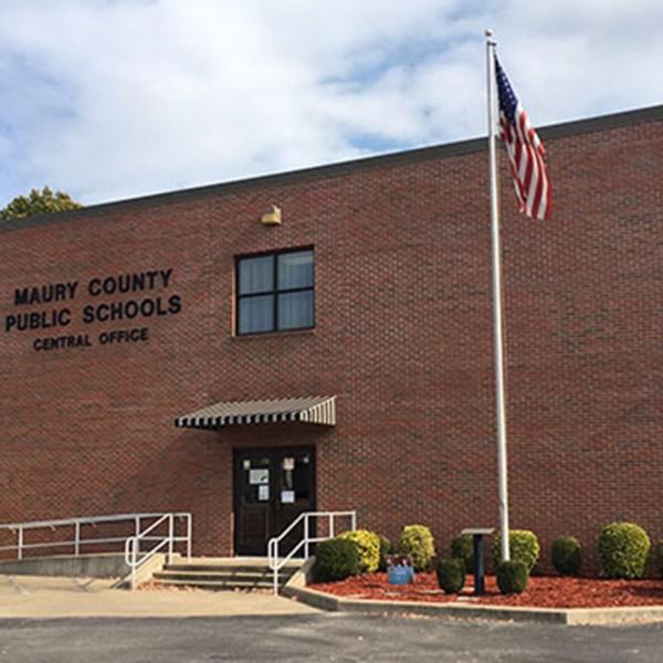 Maury County Schools