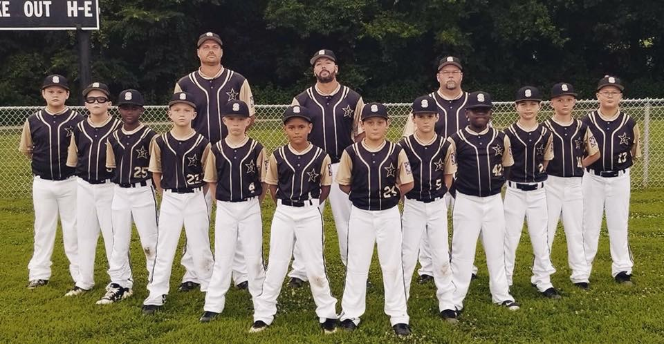 Springfield Dixie Youth Baseball Team To Represent State In World Series Tournament