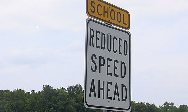 School Zone Sign Generic_286619