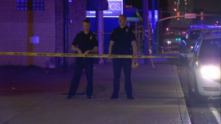 Shooting investigation near Lafayette and Claiborne