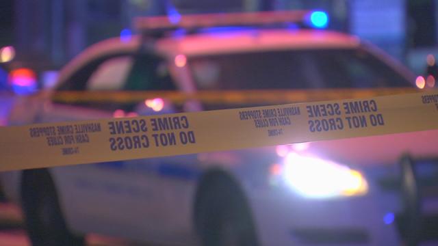 metro police crime generic