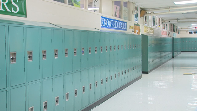 lockers school generic