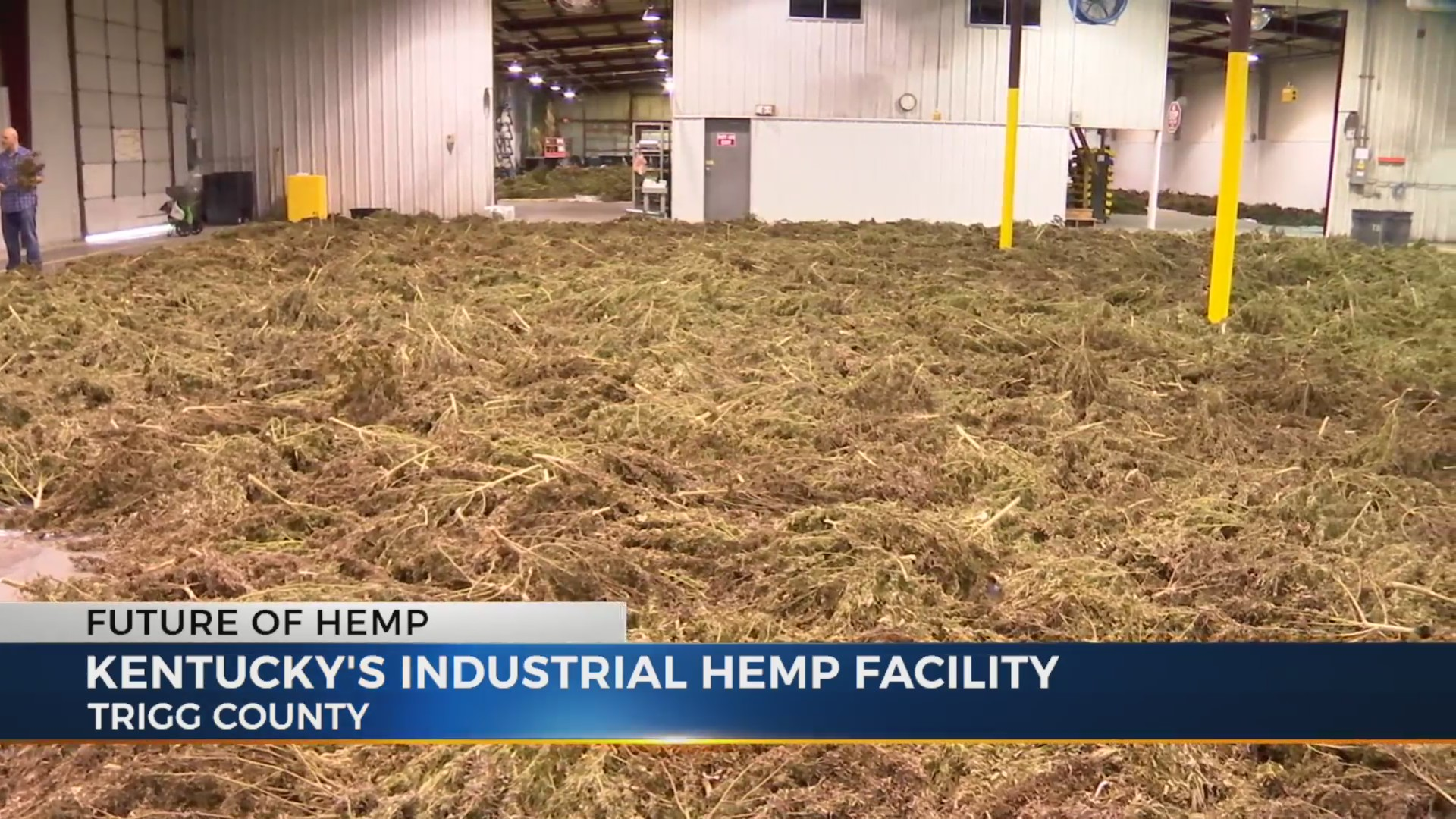 News 2 Exclusive: First look at Kentucky's newest industrial