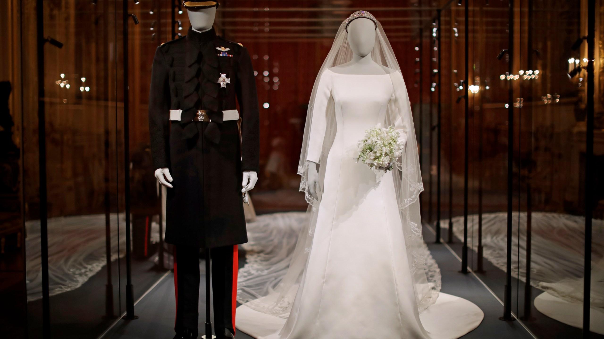 Britain Royal Wedding Outfits_1540568719808