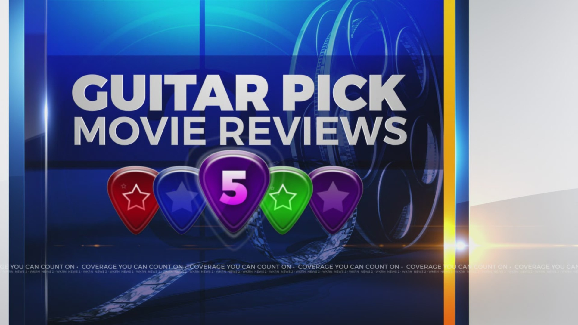 Guitar Pick Movie Reviews