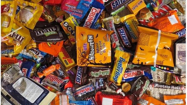 Halloween candy generic