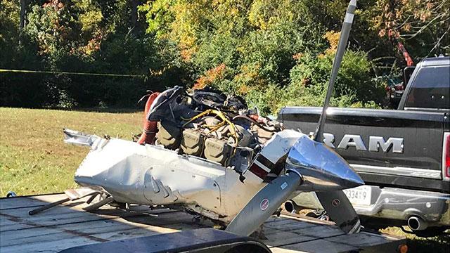 Single-engine plane crash remains under investigation in Murfreesboro