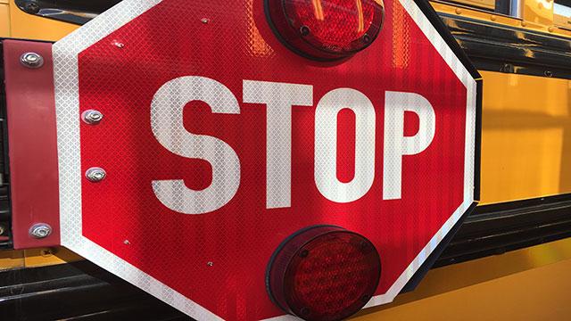 stop bus generic