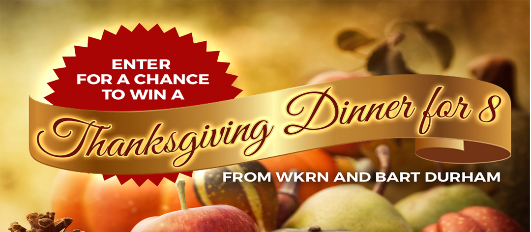 Enter to win a Thanksgiving Feast!