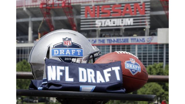 NFL Meetings 2019 Draft Football_1543268632655