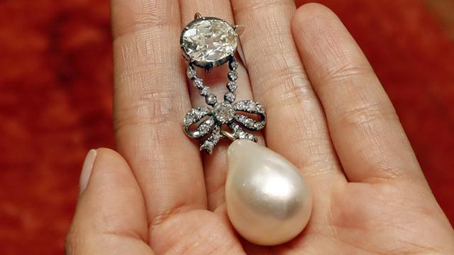 Marie Antoinette pearl