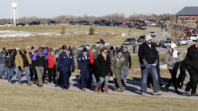 Nebraska funeral
