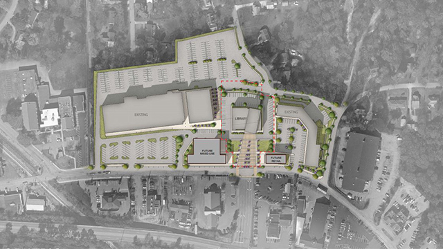 Donelson plaza renderings