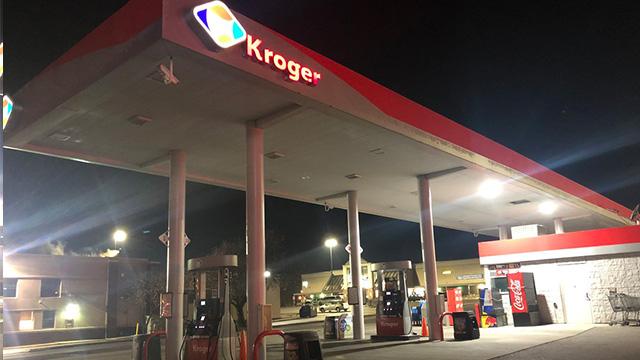 Kroger attempted carjacking