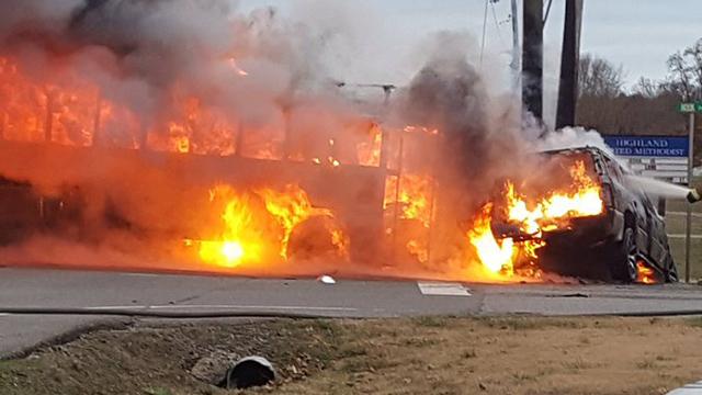 Lincoln County bus crash