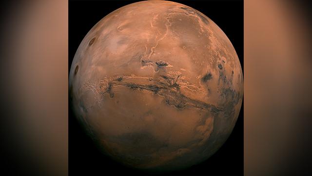 Mars generic 2