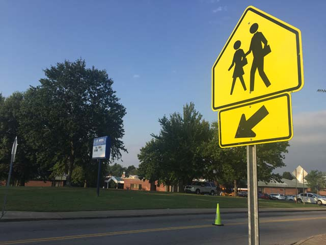 crossing guard school generic