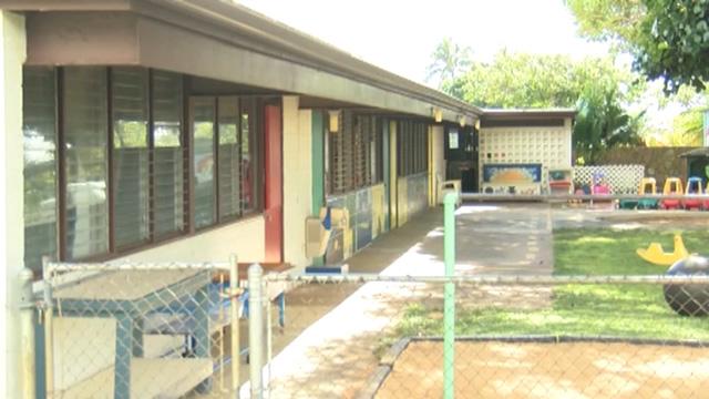 Hawaii preschool