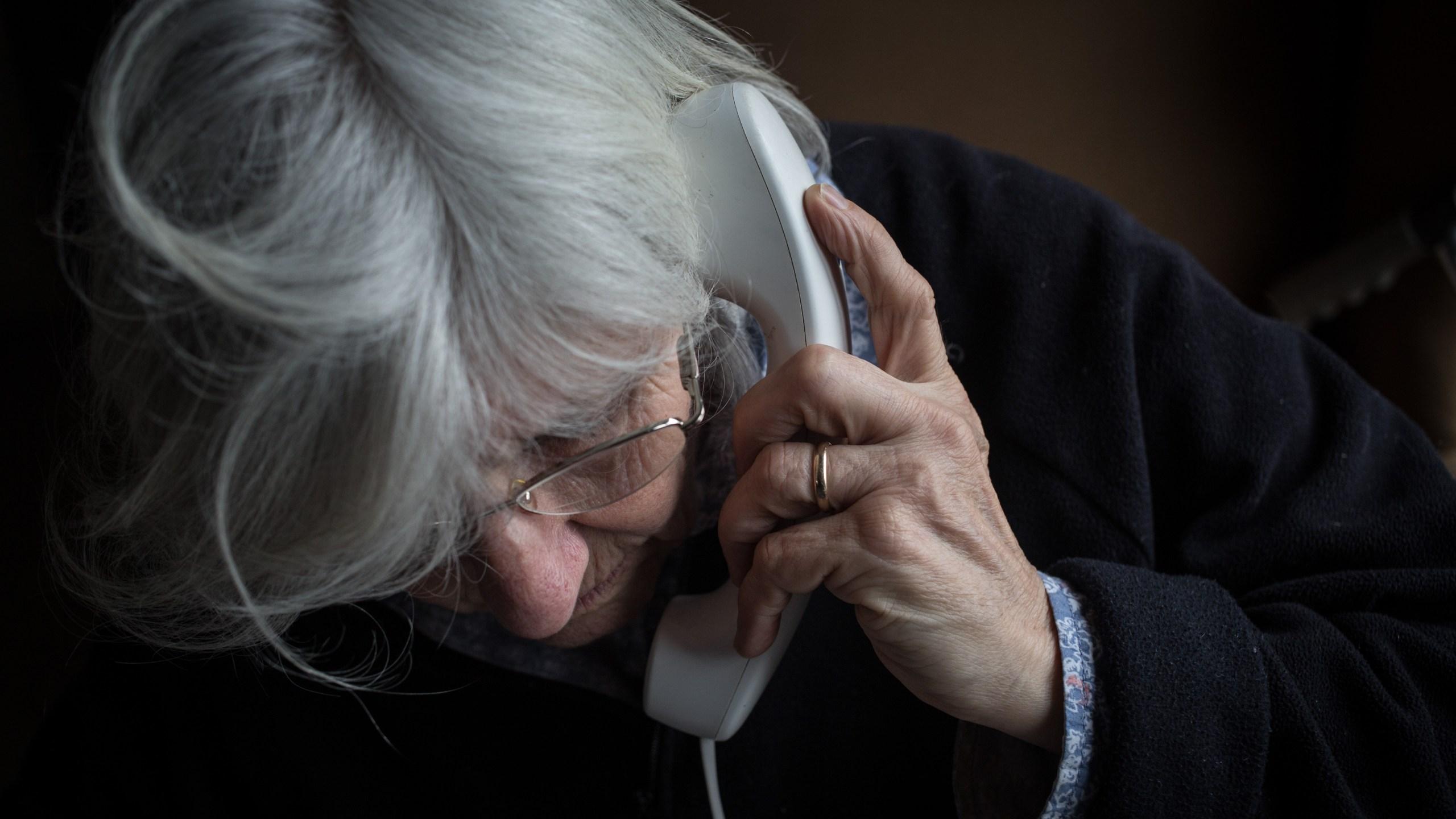 Phone scams generic elderly scams