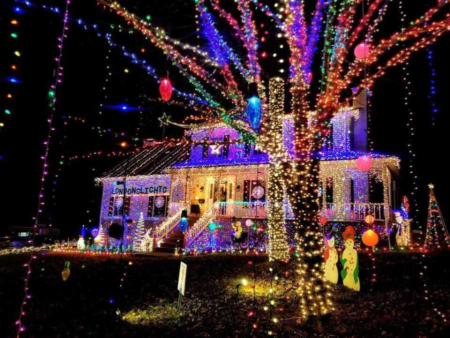 Grinch Stealing Christmas Lights.Grinch Steals Donation Jar From La Vergne Christmas Lights