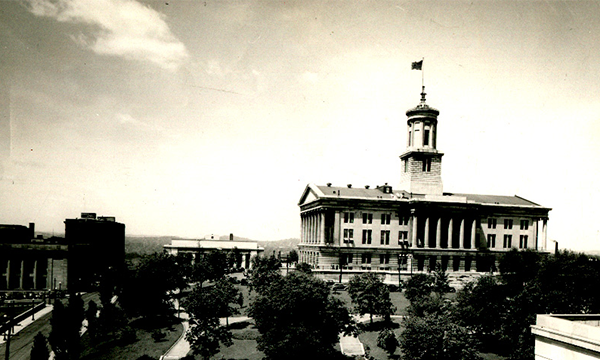 tennessee captiol building