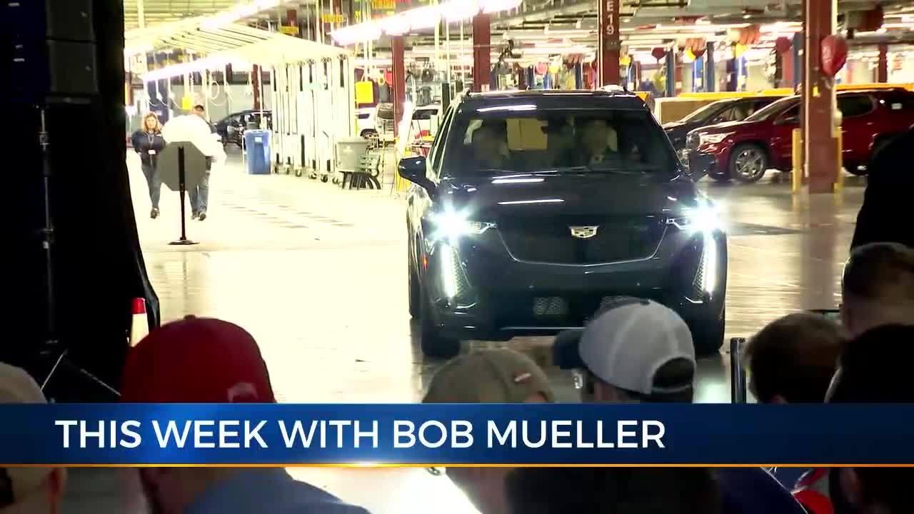 This Week with Bob Mueller: Jan. 25, 2019