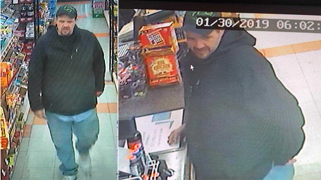 Moore County gas station theft