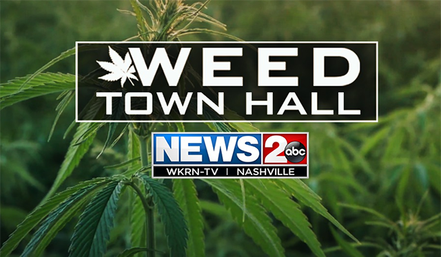 WATCH Town Hall on Weed: Will Tennessee ever go there?