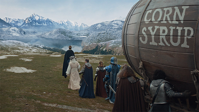 Bud Light Super Bowl ad