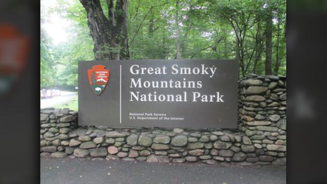 Great Smoky Mountains National Park sign_1549318682088.jpg.jpg