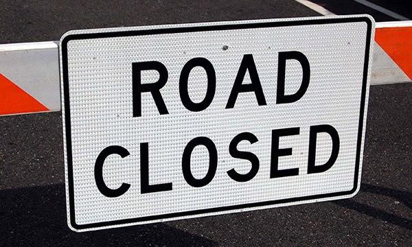 Road Closed Closure Generic_57653